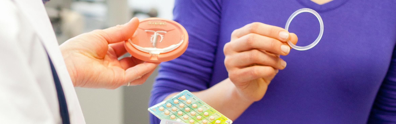 основное показание противозачаточного кольца - контрацептивный эффект