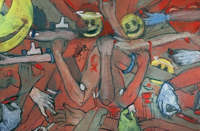 Через сколько проявляется вич через кровь — Лечение ВИЧ и СПИД