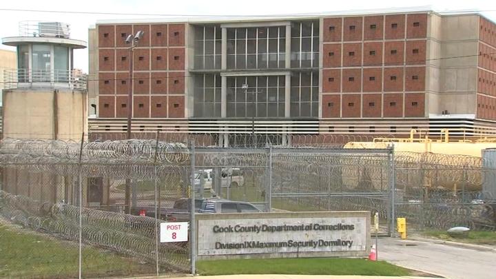 Тюрьма округа Кук, Чикаго